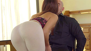 Hot cock-loving gal is never tired of fucking